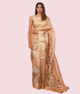 Gold Kota Saree Embroidery Work 1