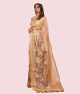 Gold Kota Saree Embroidery Work 2