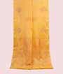 Yellow Kanjivaram Saree Multicolour 1