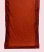 Deep Orange Soft Tussar Saree 1