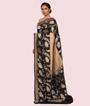 Light Gold Banarasi Tissue Saree 2