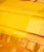 Yellow Kanjivaram Saree  Gold Zari 2