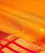 Orange and Pink Kanjivaram Saree  Gold Zari 2