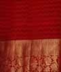 Green Kanjivaram Saree In Gold Zari 3
