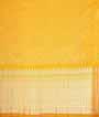 Apple Green Kanjivaram Saree Hf Gold Zari 3