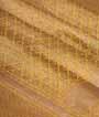 Mustard Banarasi Saree Katan Silk Hf Gold Zari 2