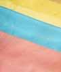 Multicolour Soft Silk Saree  Gold Zari 2