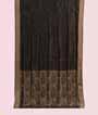 Black Soft Silk Saree Tunchi Hf Gold Zari 1