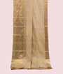 Gold Kanjivaram Saree Hf Gold Zari 1