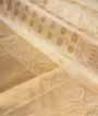 Gold Kanjivaram Saree Hf Gold Zari 2