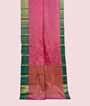 Pink Kanjivaram Saree Hf Gold Zari 1