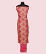 Pink Unstitched Salwar Kameez 2