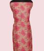 Pink Unstitched Salwar Kameez 3