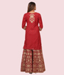Red Salwar Kameez 1