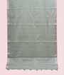 Light Green Tissue Kota Saree With Stone Work 1
