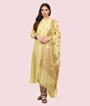 Yellow Salwar Kameez 1