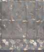 Light Grey Organza Saree Applic Work With Stitched Blouse 3