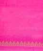 Yellow Banarasi Kora Saree With Gold Zari 3