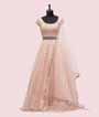 Pastel Pink Salwar Kameez With Handwork 1