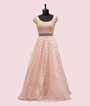Pastel Pink Salwar Kameez With Handwork 2