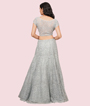 Light Blue Lehenga Choli 3