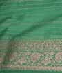 Chickoo Banarasi Saree Katan Silk Hf Gold Zari 3