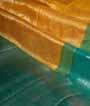 Yellow Kanjivaram Saree In Silver Zari 2