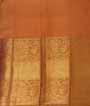 Gold Kanjivaram Saree In Gold Zari 3