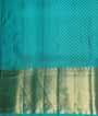 Light Onion Kanjivaram Saree In Gold Zari 3