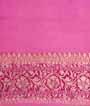 Multicolour Banarasi Saree Khadi Georgette Anttic Zari 3