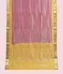 Dark Onion Pink Uppada Saree Hf Gold Zari 1