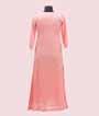 Baby Pink Kurti In Linen 3