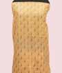 Mango Yellow Unstitched Linen Salwar Kameez 2