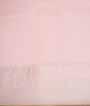 Peach Organza Saree Floral Print 3