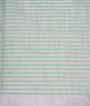 Light Green Kota Saree Cotton With Embroidery Work 3