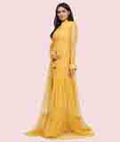 Yellow Salwar Kameez 2