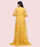 Yellow Salwar Kameez 3