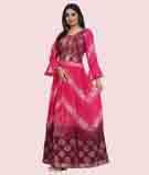 Pink Salwar Kameez 2