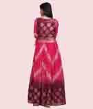 Pink Salwar Kameez 3