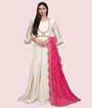 Cream Gown 1