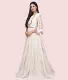 Cream Gown 2