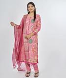 Pink Salwar Kameez 1