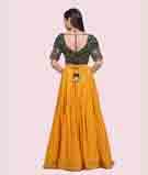 Yellow Lehenga Choli 3