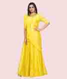 Yellow Gown 1