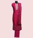 Rain Pink Unstitched Salwar Kameez 1