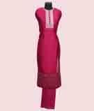 Rain Pink Unstitched Salwar Kameez 2