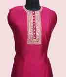 Rain Pink Unstitched Salwar Kameez 3
