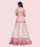 Offwhite/Pink Lehenga Choli 3