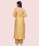 Yellow Salwar Kameez 3