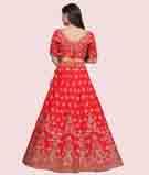 Red Lehenga Choli 3
